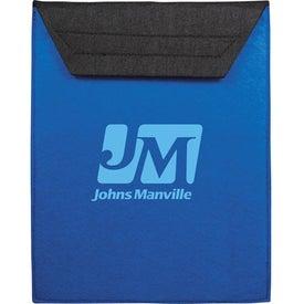 Jubilee Felt Tablet Holder Imprinted with Your Logo