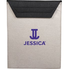 Company Jubilee Felt Tablet Holder