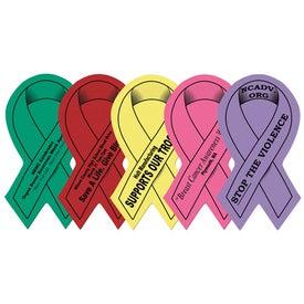 Jumbo Awareness Ribbon Opener
