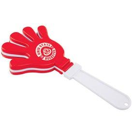 Customized Jumbo Hand Clapper