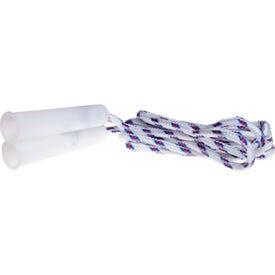 Company Woven Nylon Jump Rope