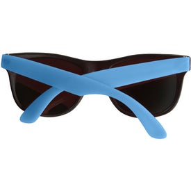 Junior Neon Sunglasses Branded with Your Logo