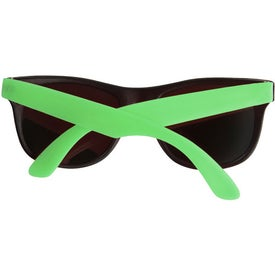 Custom Junior Neon Sunglasses