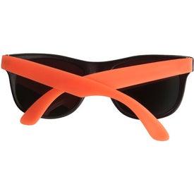 Logo Junior Neon Sunglasses