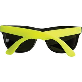 Branded Junior Neon Sunglasses