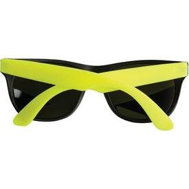 Branded Junior Neon Sunglasses