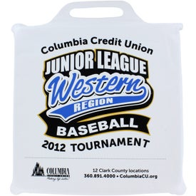 Printed Junior Square Stadium Cushion