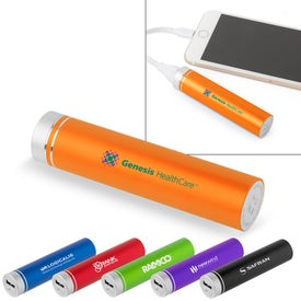 Jupiter Power Bank (2200 mAh, UL Listed)