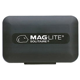 Monogrammed K3A Mag Lite Solitaire