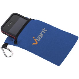 Imprinted Kangaroo Tech Pocket