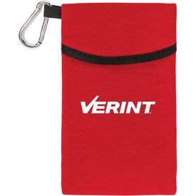 Kangaroo Tech Pocket Imprinted with Your Logo