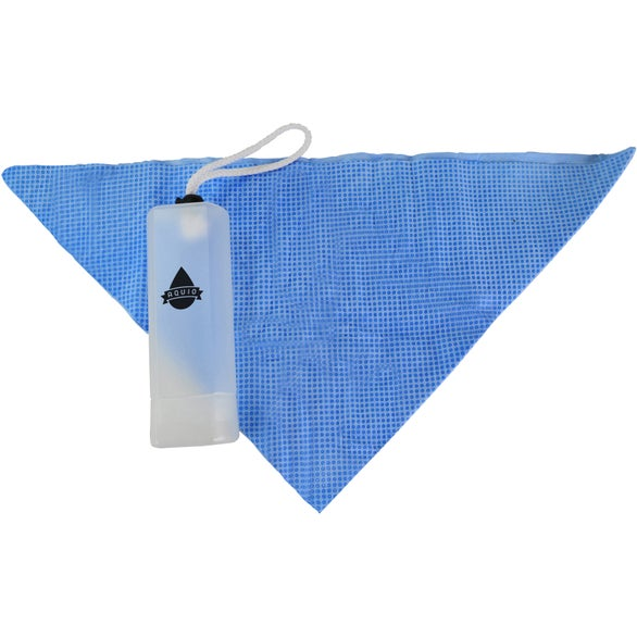 Blue / Frosted Keep It Cool Bandana