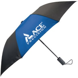 Kelsey Compact Size Folding Umbrella for Your Company