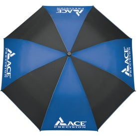 Kelsey Compact Size Folding Umbrella Branded with Your Logo