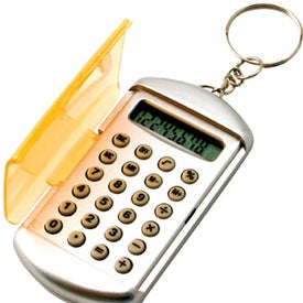 Key Chain Calculator for Advertising