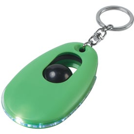 Key Light With Ball Activator for Customization