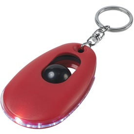 Branded Key Light With Ball Activator