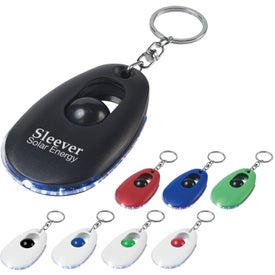Key Light With Ball Activator