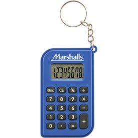 Key Ring Calculator for Promotion