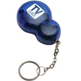 Personalized Keychain Alarm