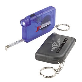 On the Go Keychain Tape Measure
