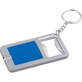 Branded Key-Light / Bottle Opener