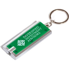 Keylight Rectangle Printed with Your Logo