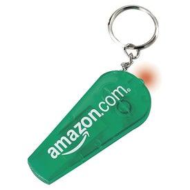 Custom Keylight Whistle
