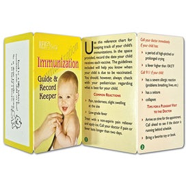 Key Point: Immunization Guide and Record Keeper for Marketing