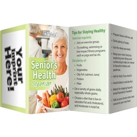 Customized Key Point: Senior's Health Organizer