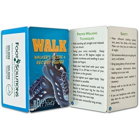 Key Point: Walker's Guide with Your Slogan