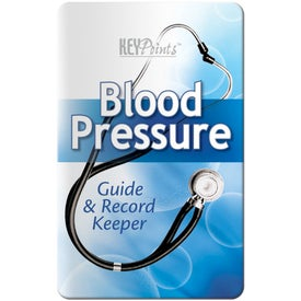 Printed Key Point: Blood Pressure Guide and Record Keeper