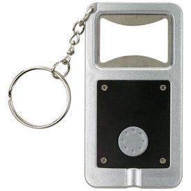 Keyring LED Bottle Opener for Your Company