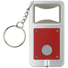 Keyring LED Bottle Opener for Customization