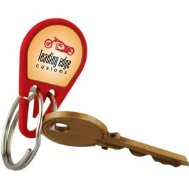 KeyZee Nail Saving Key Ring for Your Church