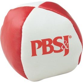 Kick Ball Branded with Your Logo