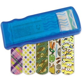 Kidz Bandage Dispenser with Character Bandages for Your Church