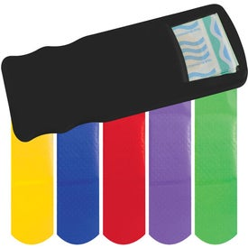 Kidz Bandage Dispenser with Colored Bandages for Your Church