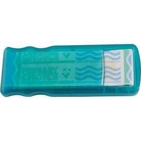Personalized Kidz Bandage Dispenser with Colored Bandages