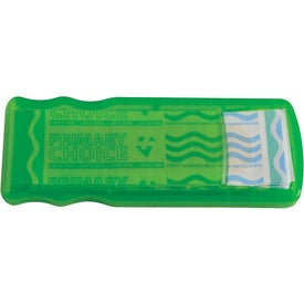 Kidz Bandage Dispenser with Colored Bandages for Your Company