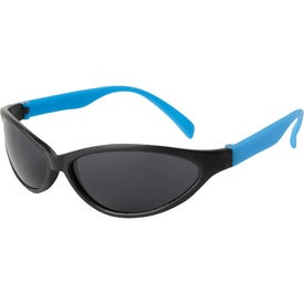 Kidz Tropical Wrap Sunglasses Branded with Your Logo