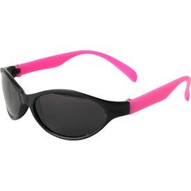 Kidz Tropical Wrap Sunglasses for Your Company
