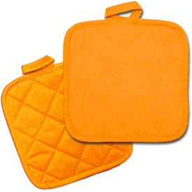 Logo Kitchen Bright Potholder