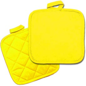 Kitchen Bright Potholder with Your Logo