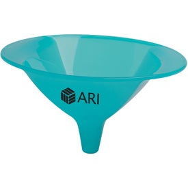 Kitchen Funnel Printed with Your Logo