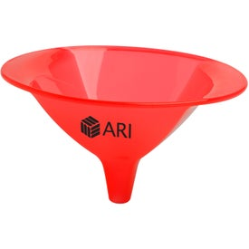 Imprinted Kitchen Funnel