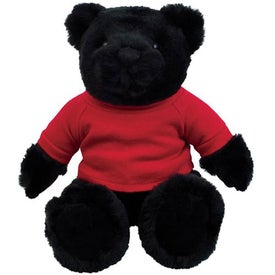 Plush Bear Knuckles (Black)