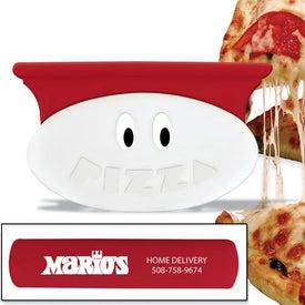 Customized Kuzil Krazy Pizza Cutter