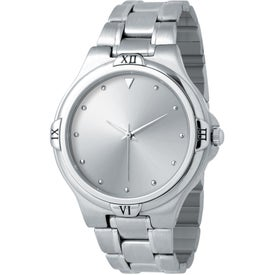 Ladies Executive Sport Watch (Stainless Steel)