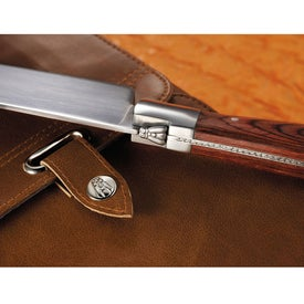 Branded Laguiole 3-Piece Knife Set